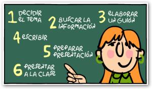 6 pasos