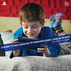 """""""Cuando tu hijo juega, no te pregunta cómo llegó al mundo"""""""